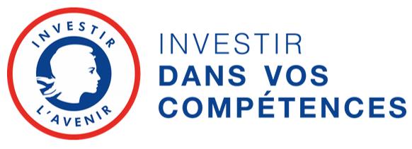 Logo du Plan d'investissement dans les compétences