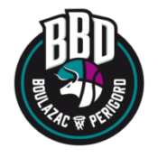 Logo du Boulazac Basquet Dordogne-Périgord