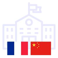 Un partenariat avec les écoles hôtelières chinoises de la province Nord de Pékin.