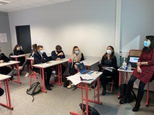 laïcité, Journée de la laïcité 2020 : échanges et rencontres, Ecoles de la CCI Dordogne