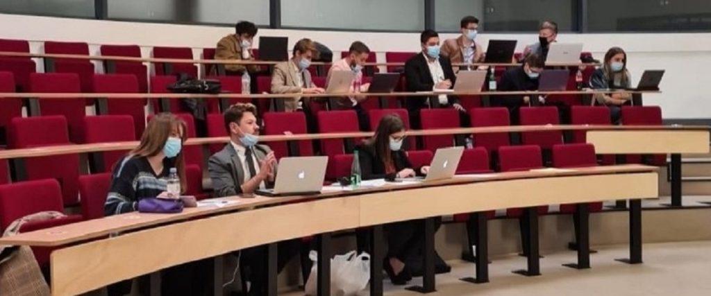Photo des candidats cci dordogne du challenge les negociales