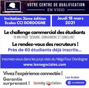 Photo du concours Les Negociales Visiotour Dordogne