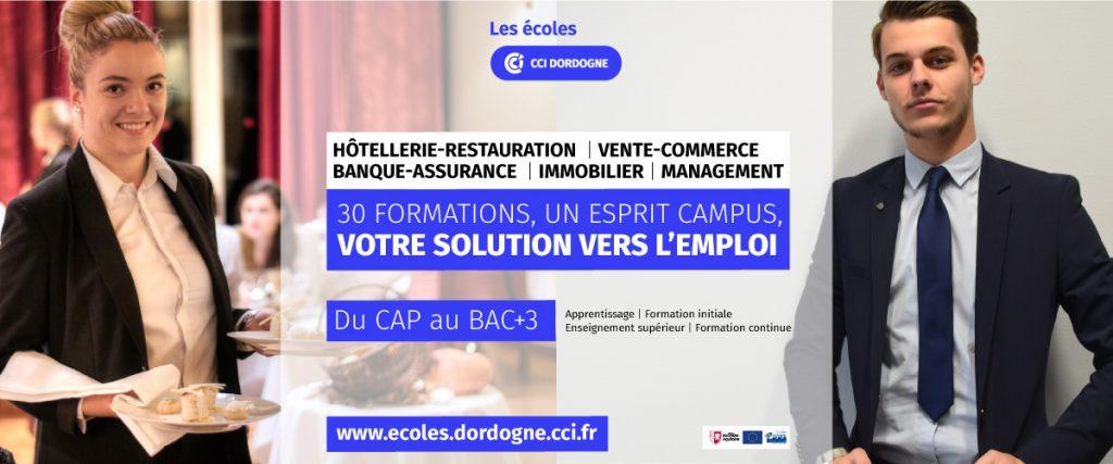 photo campagne globale Ecoles CCI Dordogne